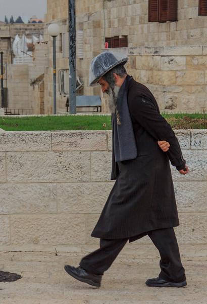 100 - An Orthodox Jewish man