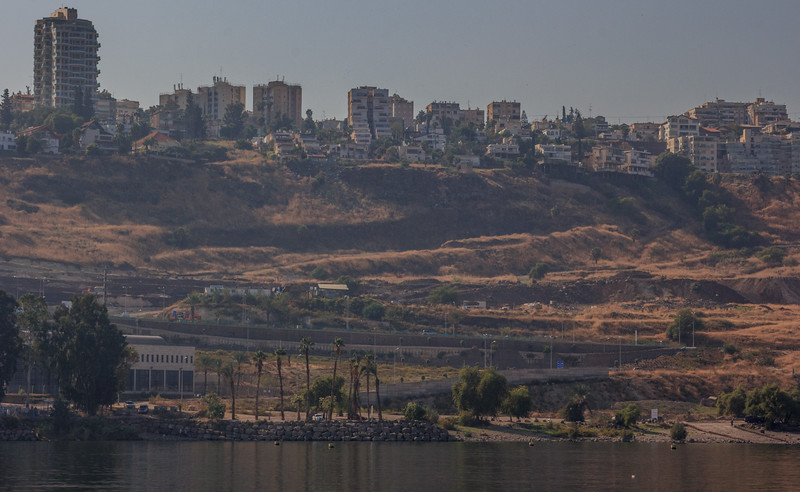 077 - Tiberius - on the southern part of the Sea of Galilee