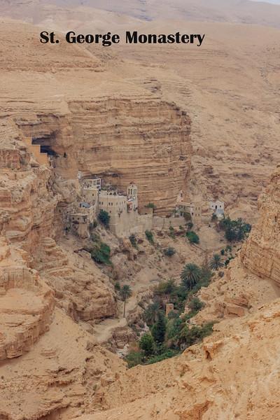 150 - St George Monastery in Judean Desert