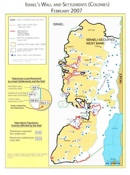 180 - Map - settlements