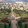 7 - Haifa  Bahai Garden  -  the world's newest religion