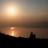 078 - Sunset on the Sea of Galilee