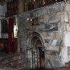 055 - The entry to the cave where Jesus was born