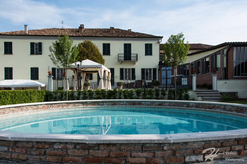 Hotel La Piazza, Costiglio d'Asti, Italy_2016_1348