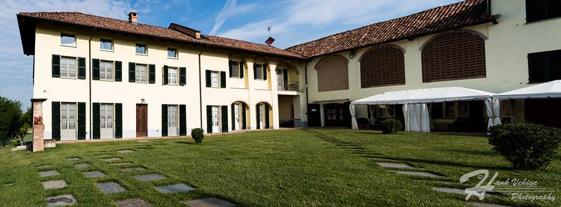 Hotel La Piazza, Costiglio d'Asti, Italy_2016_1343-Pano