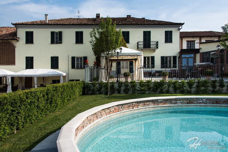 Hotel La Piazza, Costiglio d'Asti, Italy_2016_1357