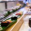 Sushi restaurant at Tsukiji Fish Market