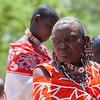Maasai ladies in Namanga