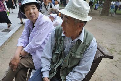 Lost in Translation, Hiroshima, August 5th 2009, Japan - ©Rawlandry