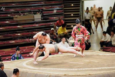 Lost in Translation ...Sumo... Japan - ©Rawlandry