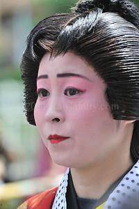 Lost in Translation ...Mikoshi Matsuri... Tomioka Hachimangu Shrine, Japan - ©Rawlandry