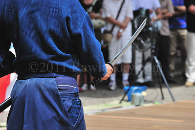 Lost in Translation ...Kendo... Tomioka Hachimangu Shrine, Japan - ©Rawlandry