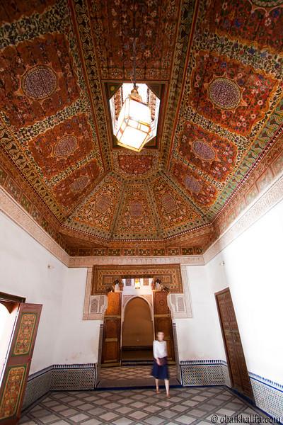 Bahia Palace قصر الباهية