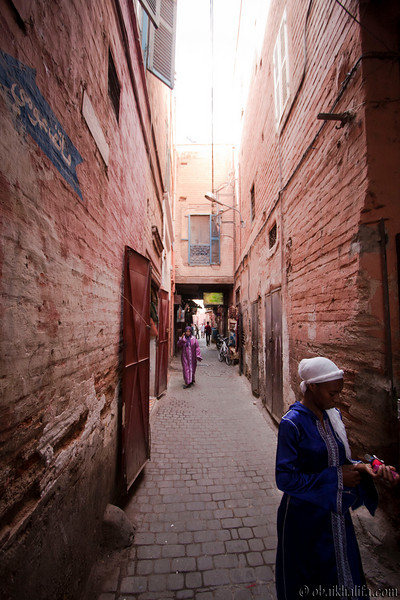 Mellah (Jewish Quarter Marrakesh)