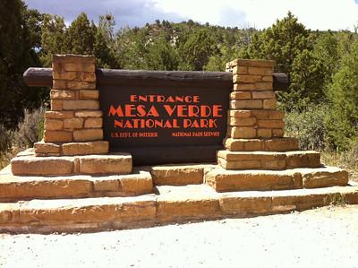 Mesa Verde NP Colorado