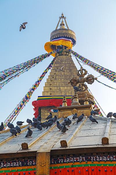 Boudhanath — Kathmandu, Nepal / Боднатх — Катманду, Непал