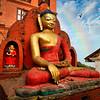 Golden Buddha / Золотой Будда