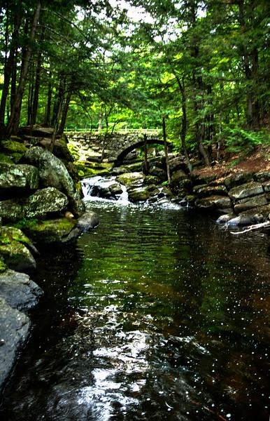 Gleason Falls, Hillsboro Center, New Hampshire