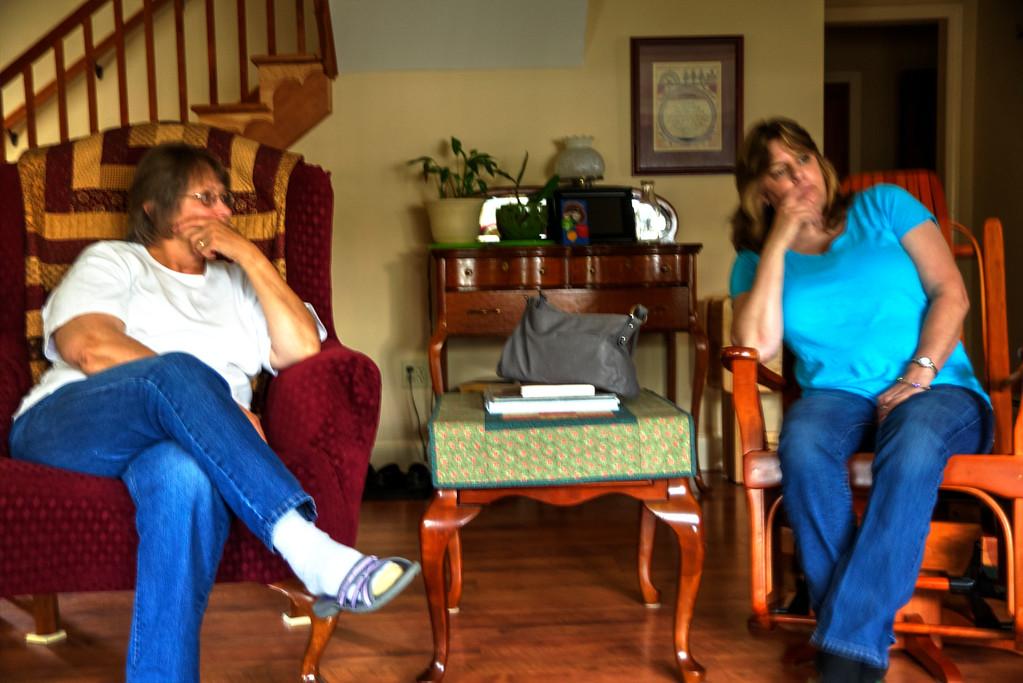 Jeannie Randall, Melissa Randall, Hillsboro, New Hampshire