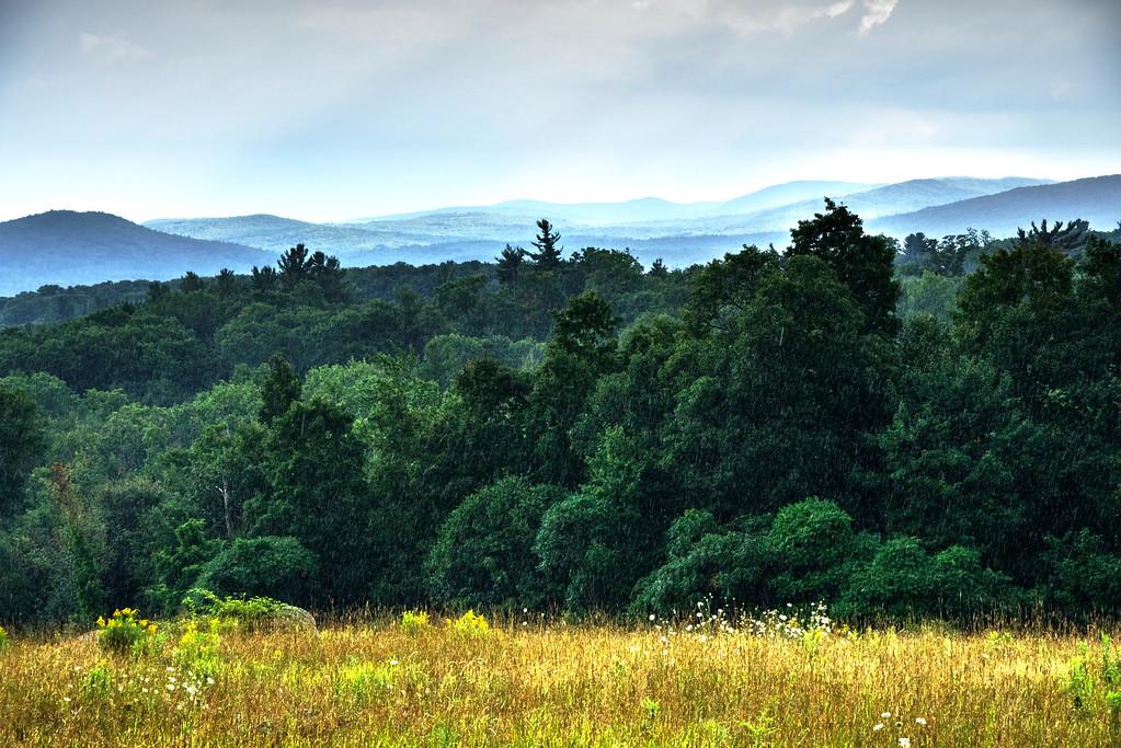 """Top of the World"", Hillsboro Center, New Hampshire"