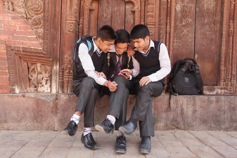 Khatmandu, Patan Darbar Square