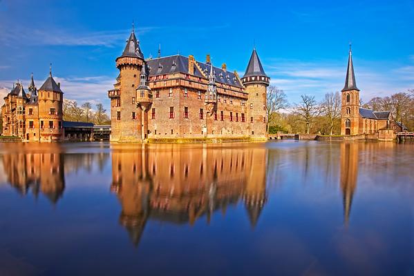 Kaastel de Haar, Netherlands.