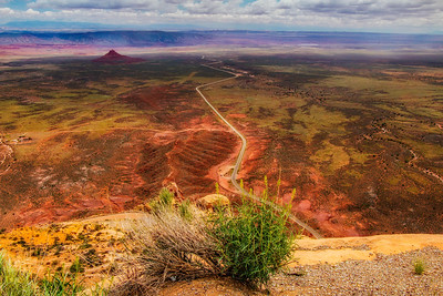 DOWN THE MOKI DUGWAY