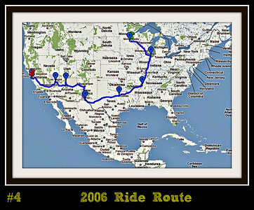 #4 - 2006 Cross Country Ride