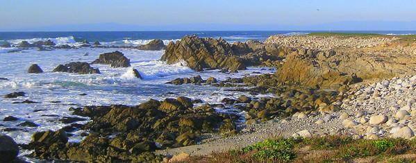 17 Mile Drive - Monterey, and Laguna Seca Raceway