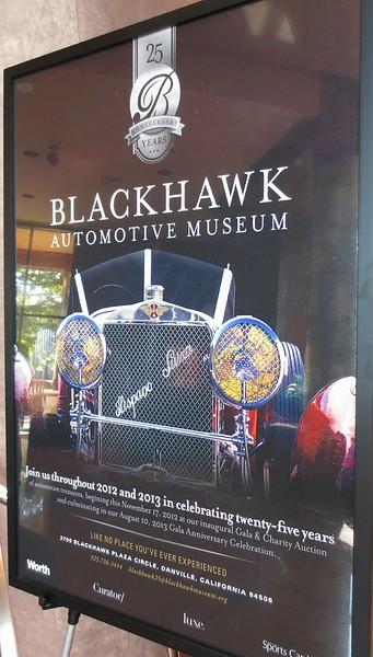 Blackhawk Auto Museum - Danville, California