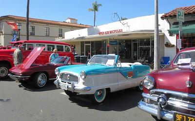 Nice Easy Going Day For Me In Santa Barbara