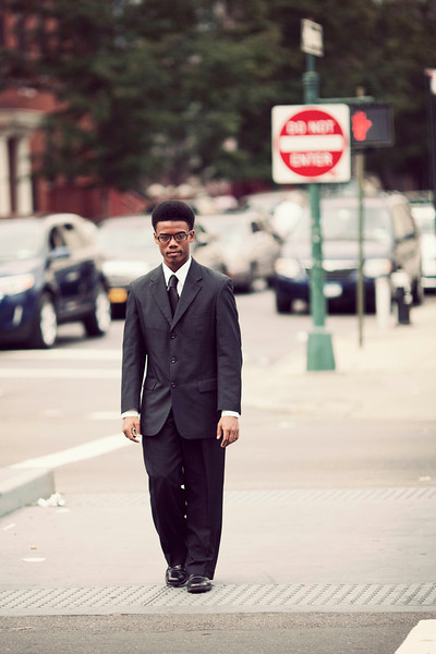 Malcolm X Boulevard, Harlem, New York