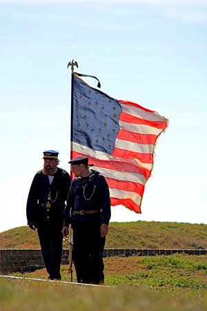 Fort Moultrie; Sullivan's Island, SC