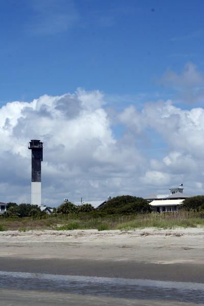 Sullivan's Island Lighthouse; SC