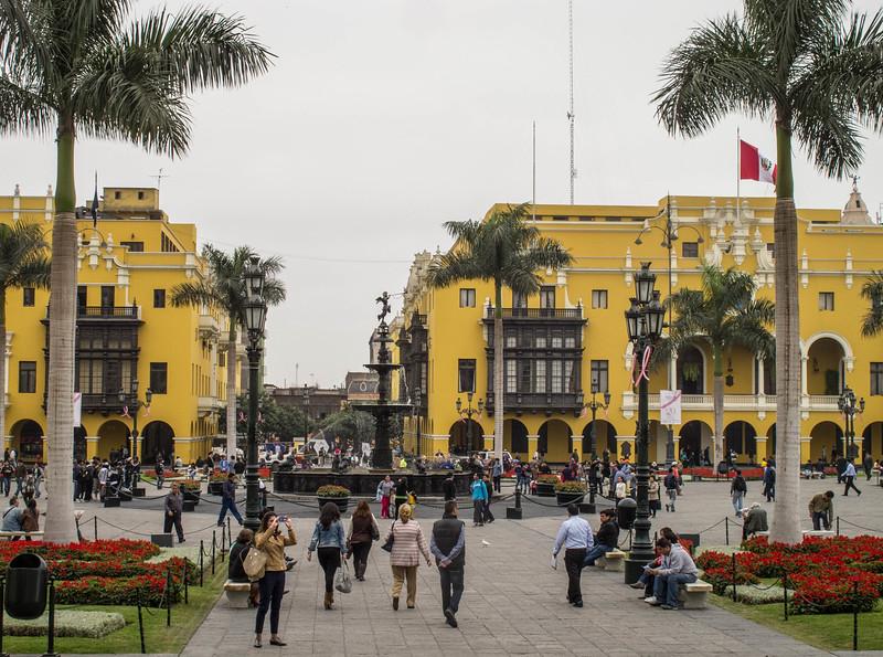 Main Square - Plaza Mayor