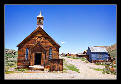 Bodie Ghost Town 2010