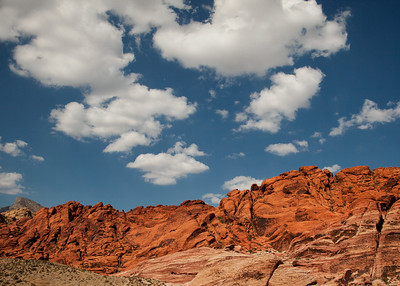 Red Rock Canyon - Nevada - 2011