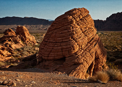 Valley of Fire - Nevada - 2011