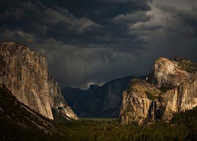 Yosemite & Tioga Road - 2011