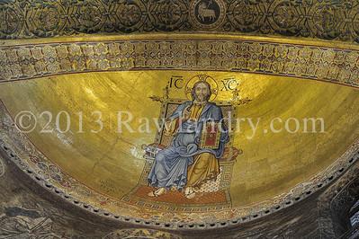 Christ Pantocrator  Basilique San Marco Venise 2013DSC_5347
