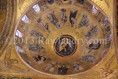 La coupole des Prophetes Venise 2013DSC_5348