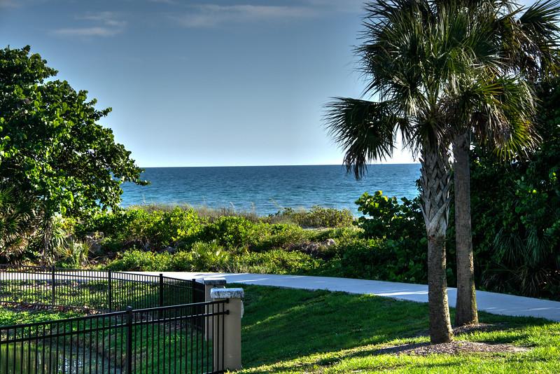 Brohard Park near Casperson Beach in Venice Florida