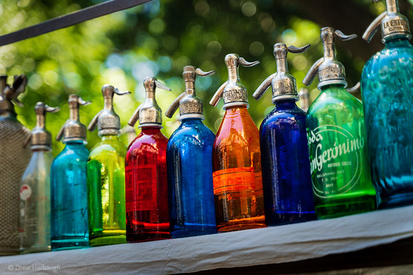 The Soda Bottles of San Telmo