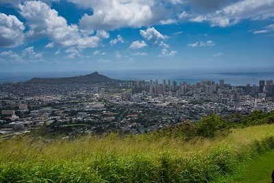 Honolulu City View