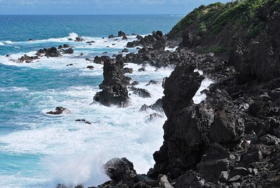 Black Rocks, St. Kitts