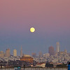 Moonrise San Francisco