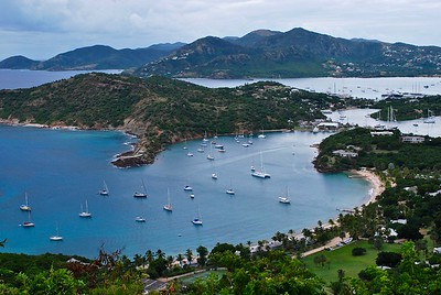 Engish Harbor, Antigua