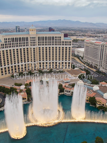 'Water Show'<br /> 18 February 2012<br /> Las Vegas, Nevada, USA