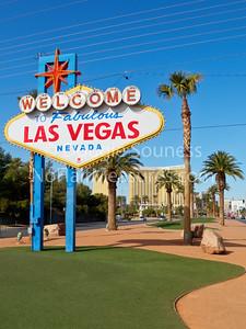 'Welcome' 17 February 2012 Las Vegas, Nevada, USA