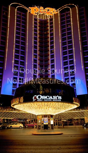 'the Three B's' - vertical panorama<br /> 17 February 2012<br /> Las Vegas, Nevada, USA